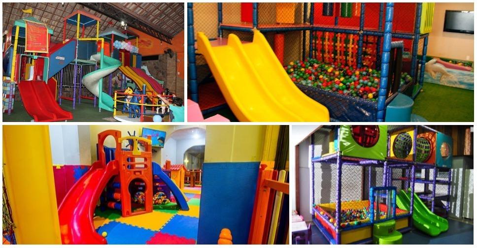 restaurantes com espaço kids