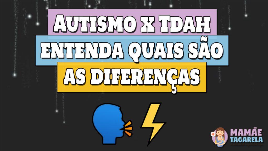 autismo x tdah
