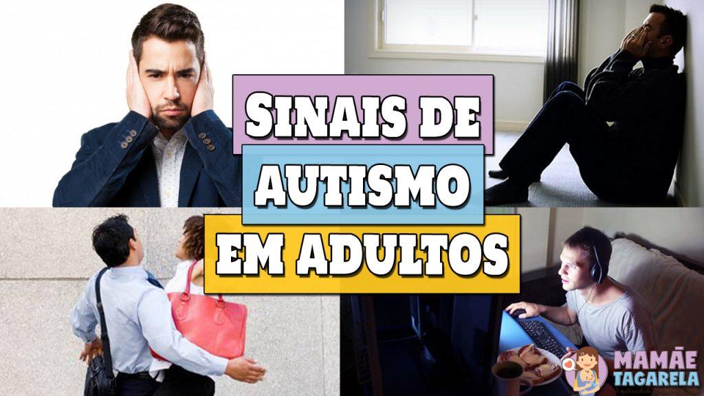 sinais de autismo em adultos e adolescentes
