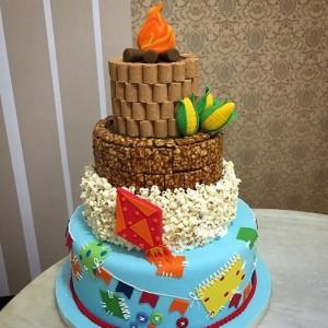 bolo de pipoca para festa junina (6)